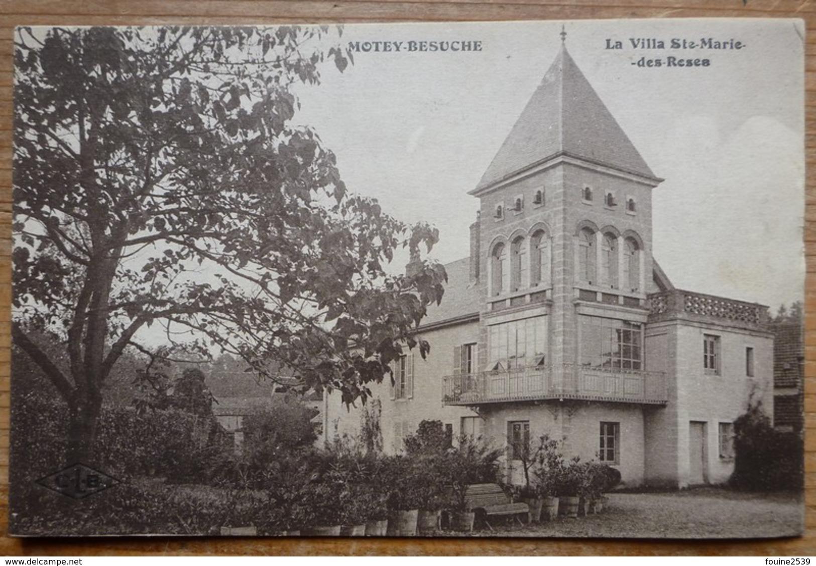 MOTEY BESUCHE  N°2 - Sonstige Gemeinden