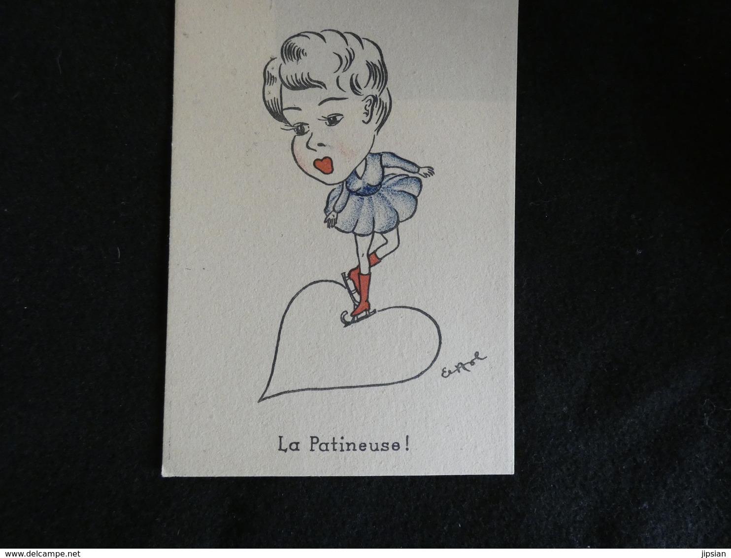 Lot De 24 Cpa Illustrateur Signées   DEC19-35-bis - Illustrators & Photographers