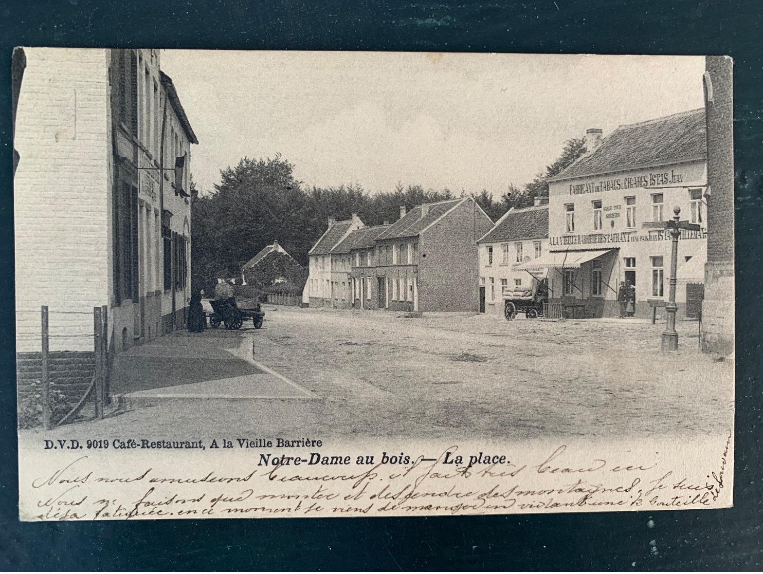 Notre - Dame Au Bois - La Place - Watermael-Boitsfort - Watermaal-Bosvoorde
