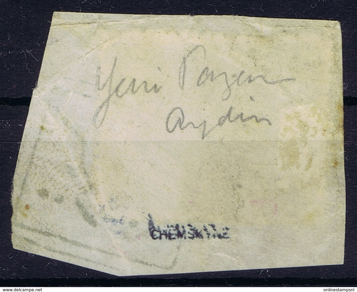 Ottoman Stamps With European CanceL YENIPAZAR NOVIPAZAR Signiert /signed/ Signé - Gebruikt