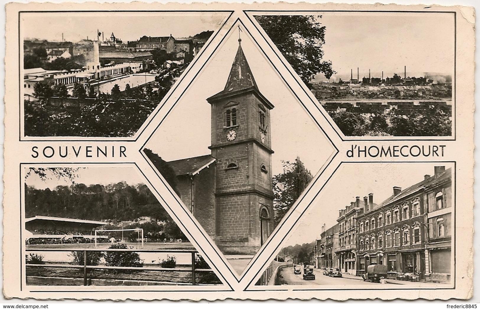 Meurthe Et Moselle > Lot De 2 Cartes Homecourt - Homecourt