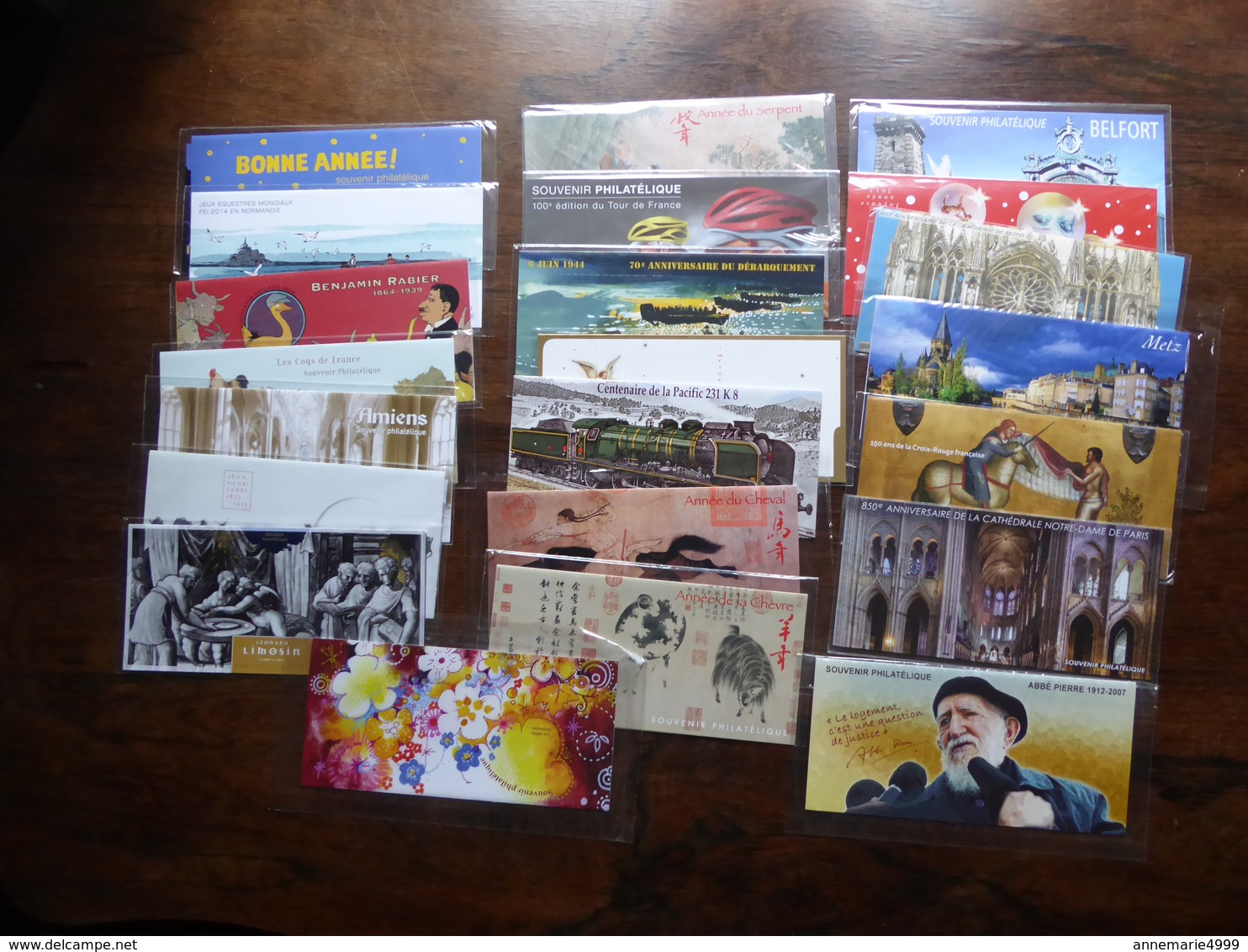 FRANCE  51 Blocs Souvenirs - Autres