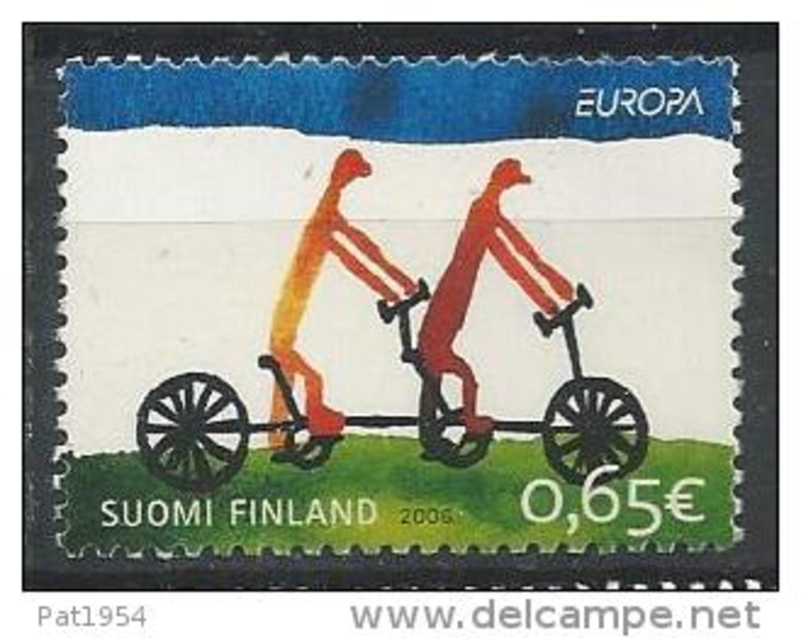 Finlande 2006 Neuf N°1773 Europa L'intégration - Finlande