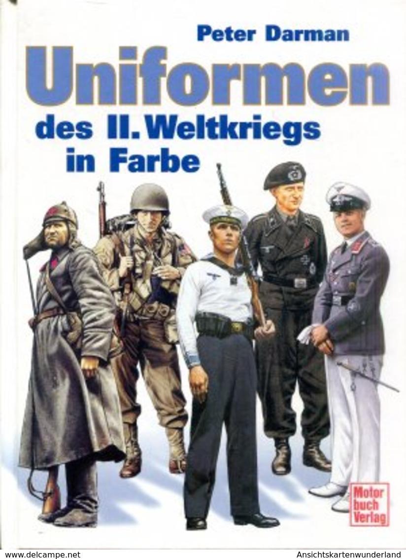 Uniformen Des II. Weltkriegs In Farbe - German