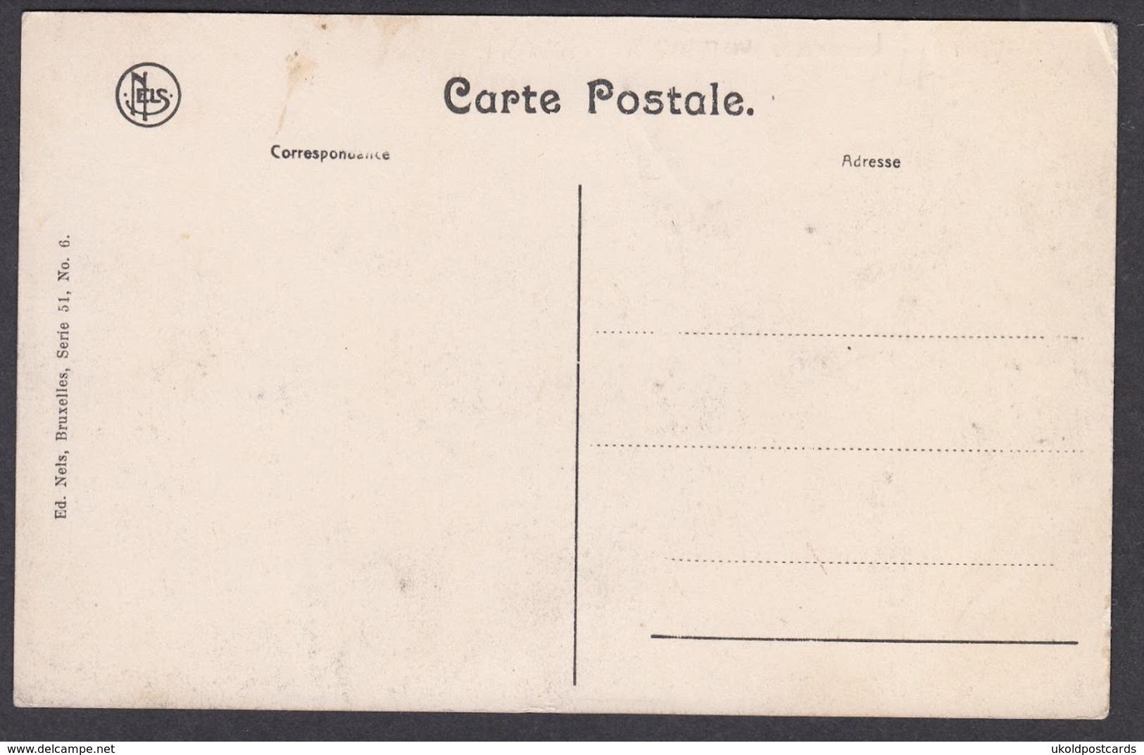 CPA -  Belgique,  YVOIR, Quartier De La Gare - Yvoir