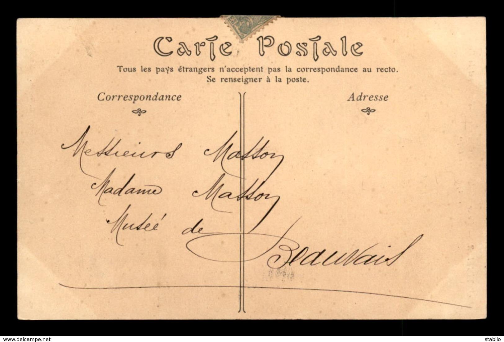 80 - MONTDIDIER - MOULIN A VENT-D'OU LES ALLEMANDS BOMBARDERENT LA VILLE LE 17 OCTOBRE 1870 - GUERRE DE 1870 - Montdidier