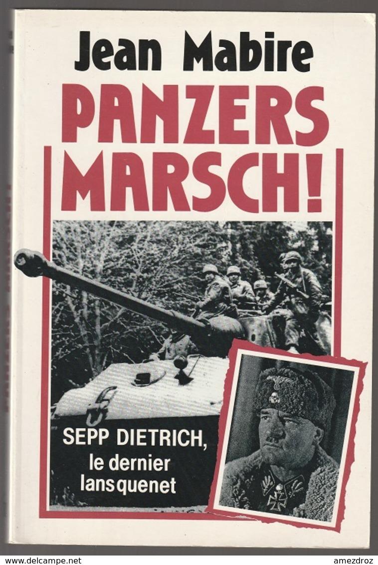 Jean Mabire Panzers Marsch ! - Books