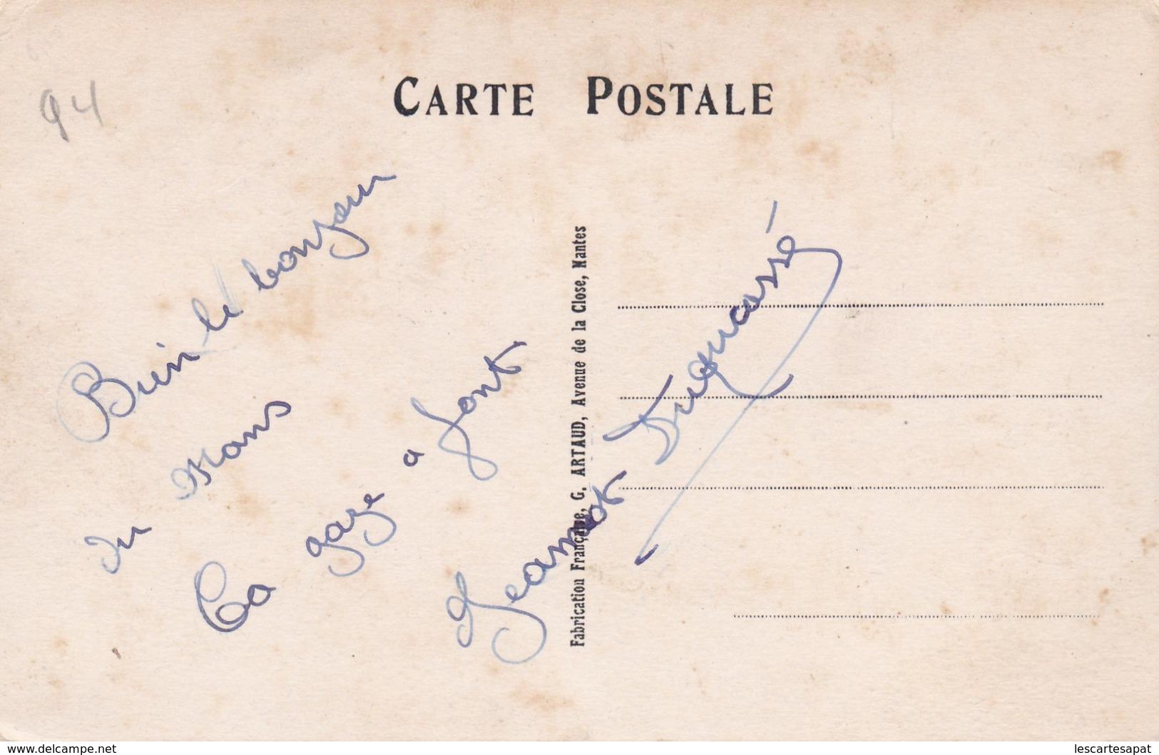 Humour - 507 - UN FROUSSARD - Le Copain ........ Le Mari ........ ((lot Pat 88) - Humour