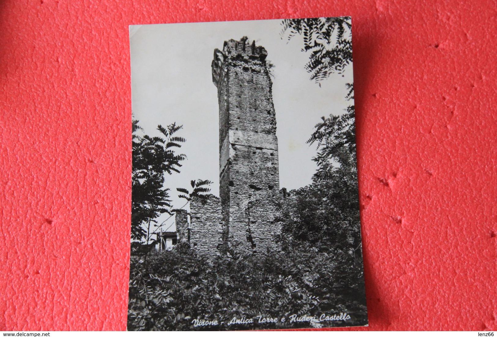 Alessandria Visone Antica Torre 1962 - Alessandria