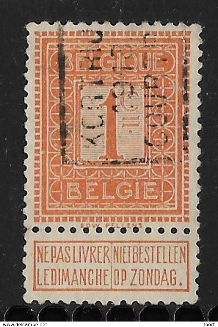 Kortrijk 1913  Nr. 2155A - Voorafgestempeld