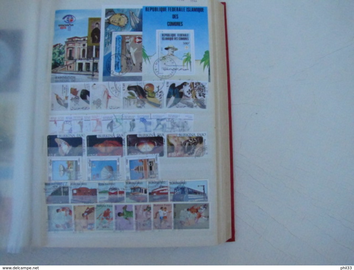 Collection Thématique, Timbres Oblitérés En Séries Complètes - Timbres