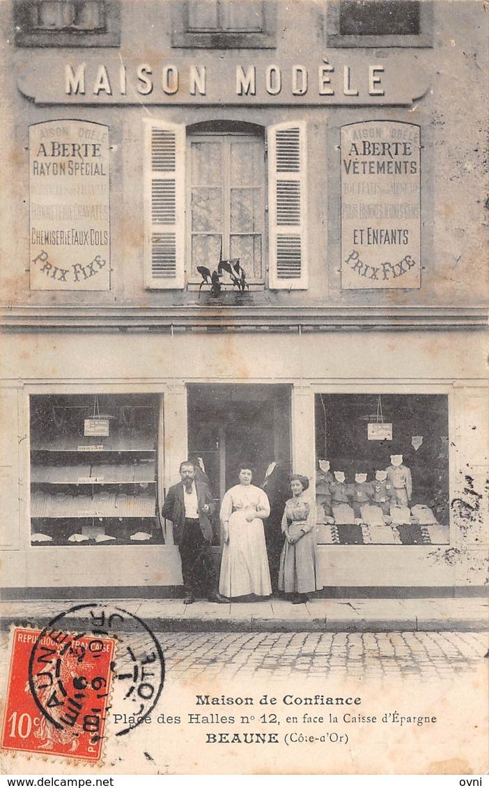 21 - CPA BEAUNE Maison De Confiance - Beaune