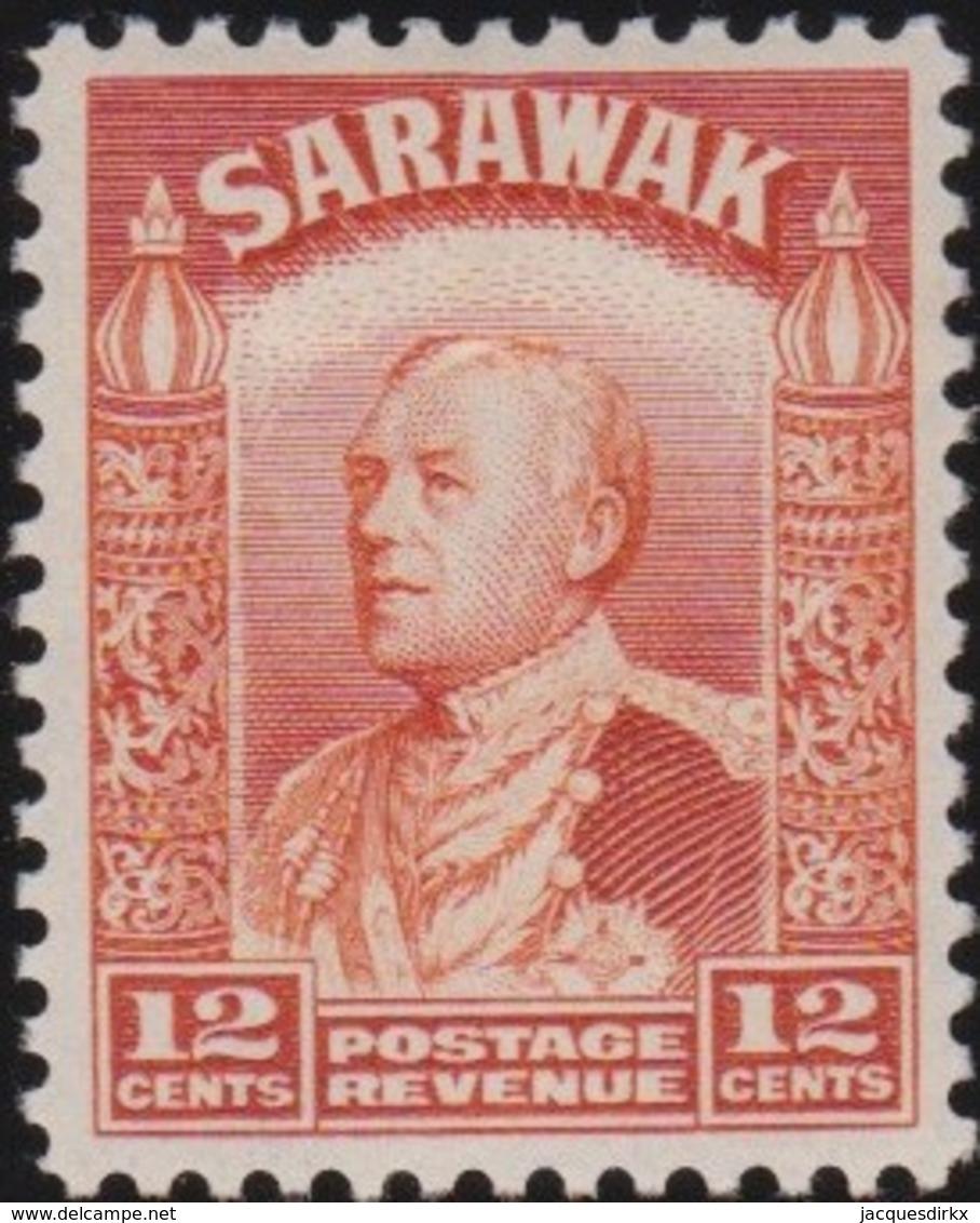 Sarawak   .    SG  .     114a    .     *      .   Mint-hinged      .   /   .   Ongebruikt - Sarawak (...-1963)