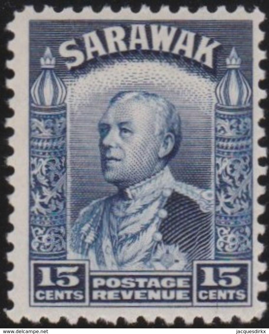 Sarawak   .    SG  .     115a    .     *      .   Mint-hinged      .   /   .   Ongebruikt - Sarawak (...-1963)