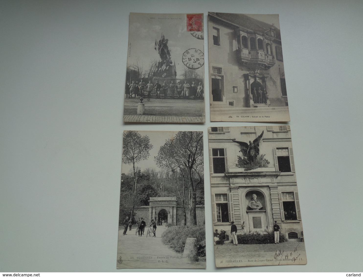 Beau Lot De 20 Cartes Postales De L' Armée Française Soldats  Soldat     Mooi Lot Van 20 Postkaarten Frans Leger Soldaat - 5 - 99 Cartes