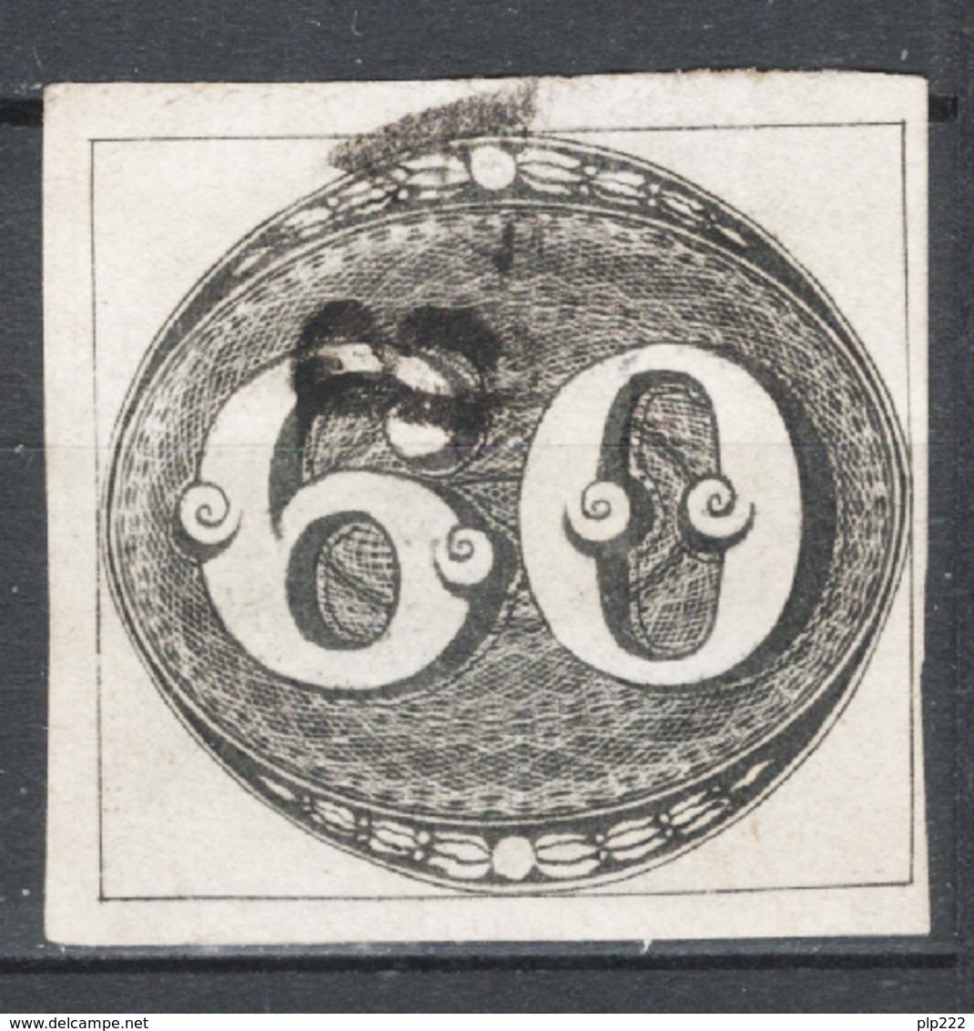 Brasile 1843 Y.T.2 O/Used VF/F - Usati