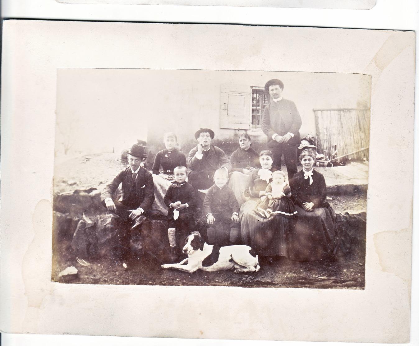 Grande Photo Avignon Famille - Avignon