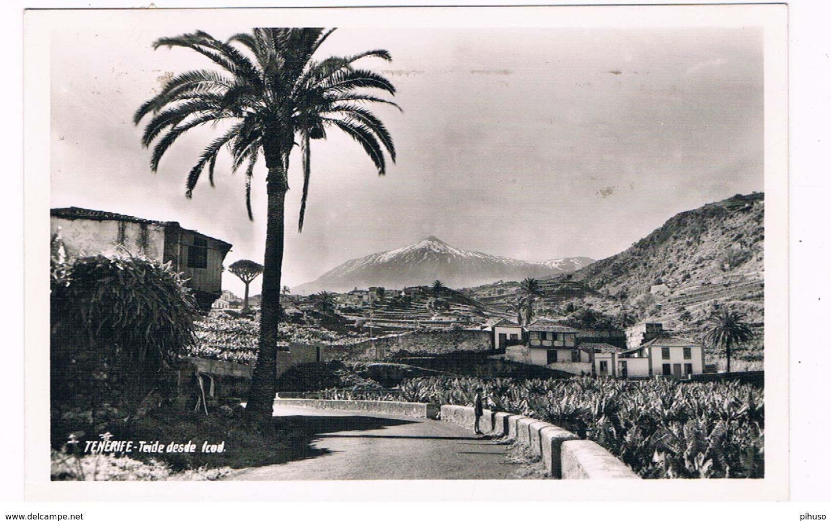ES-2316  Teide Desde ICOD - Tenerife