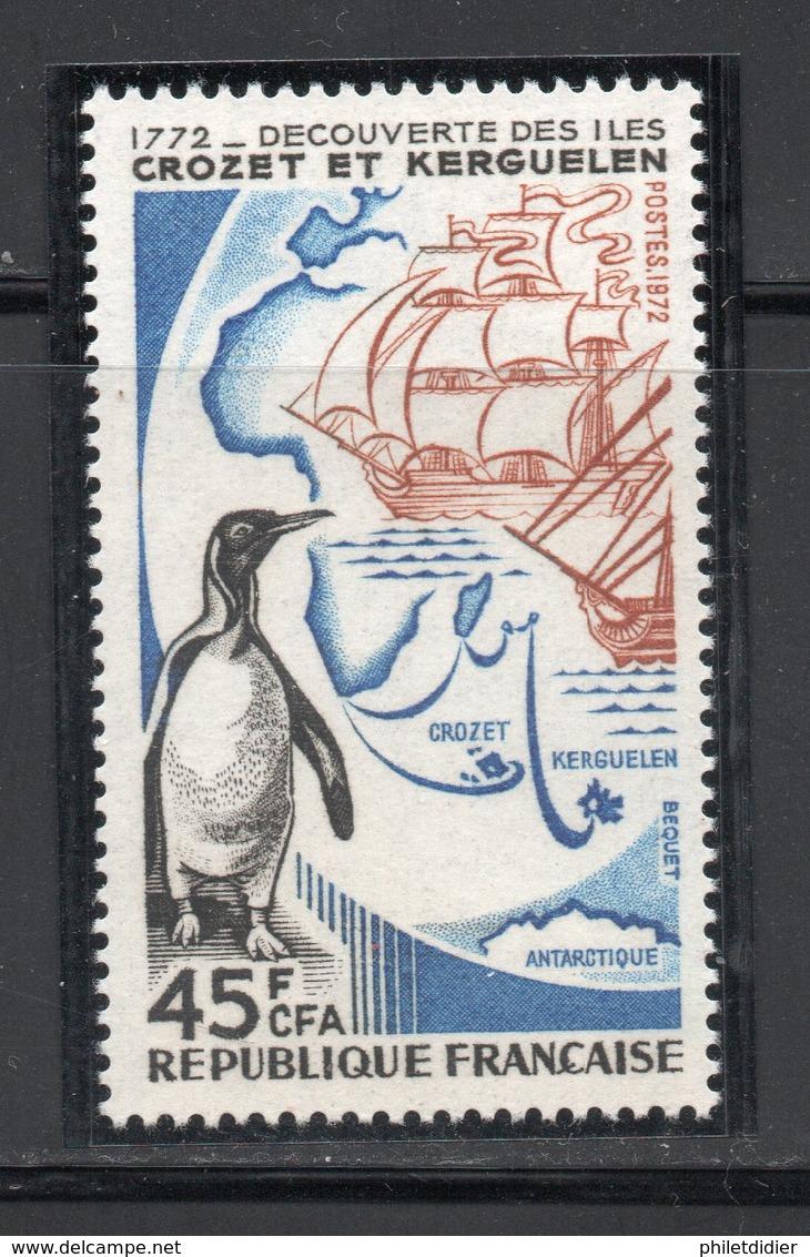 1972 / YT 407 NEUF **  OBLITERE - Isola Di Rèunion (1852-1975)