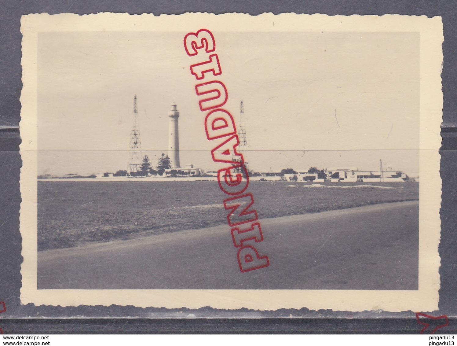 Au Plus Rapide Maroc Casablanca Le Phare Octobre 1953 - Schiffe
