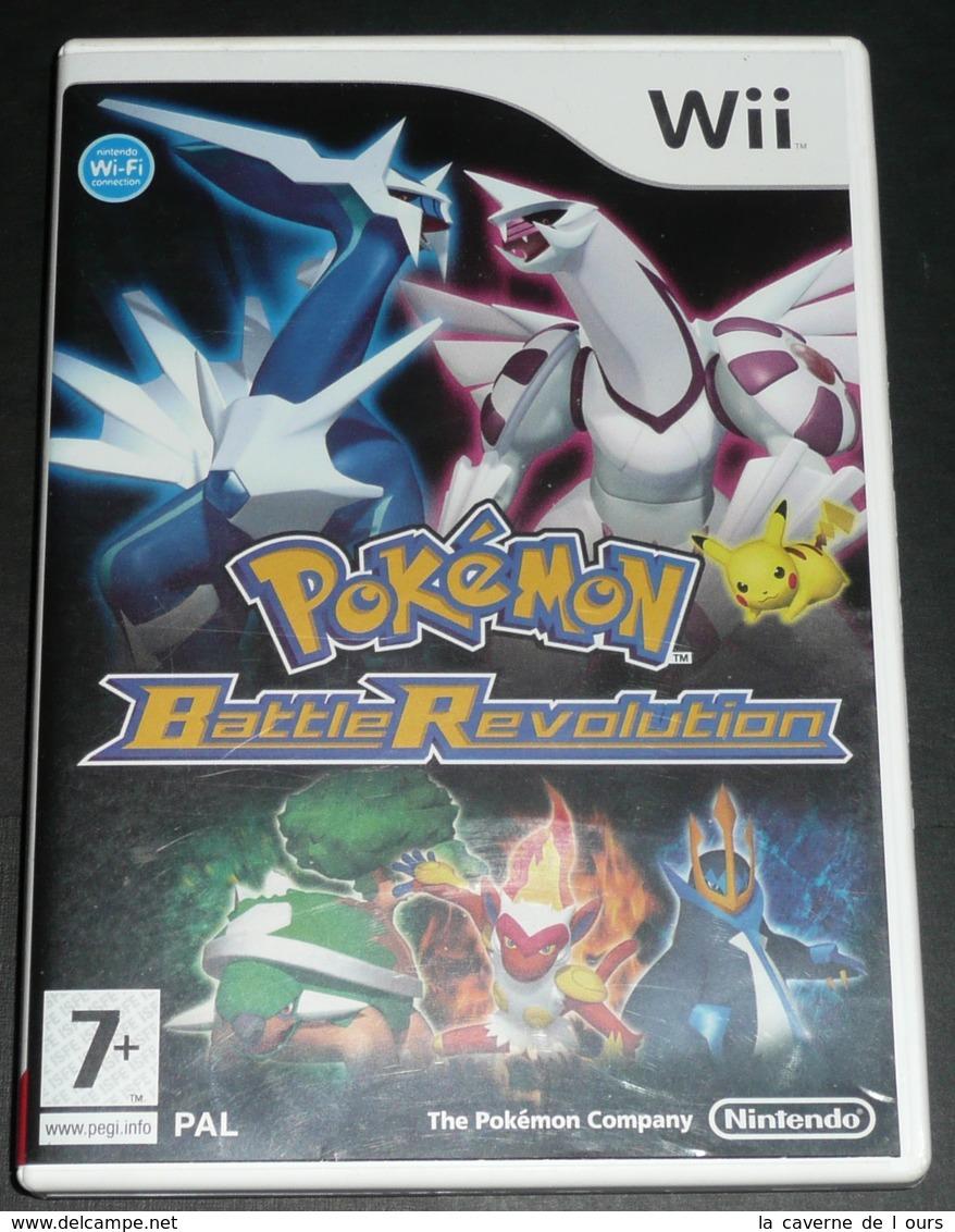 Rare Jeu Pour Console Nintendo WII Wii, POKEMON Battle Revolution - Autres