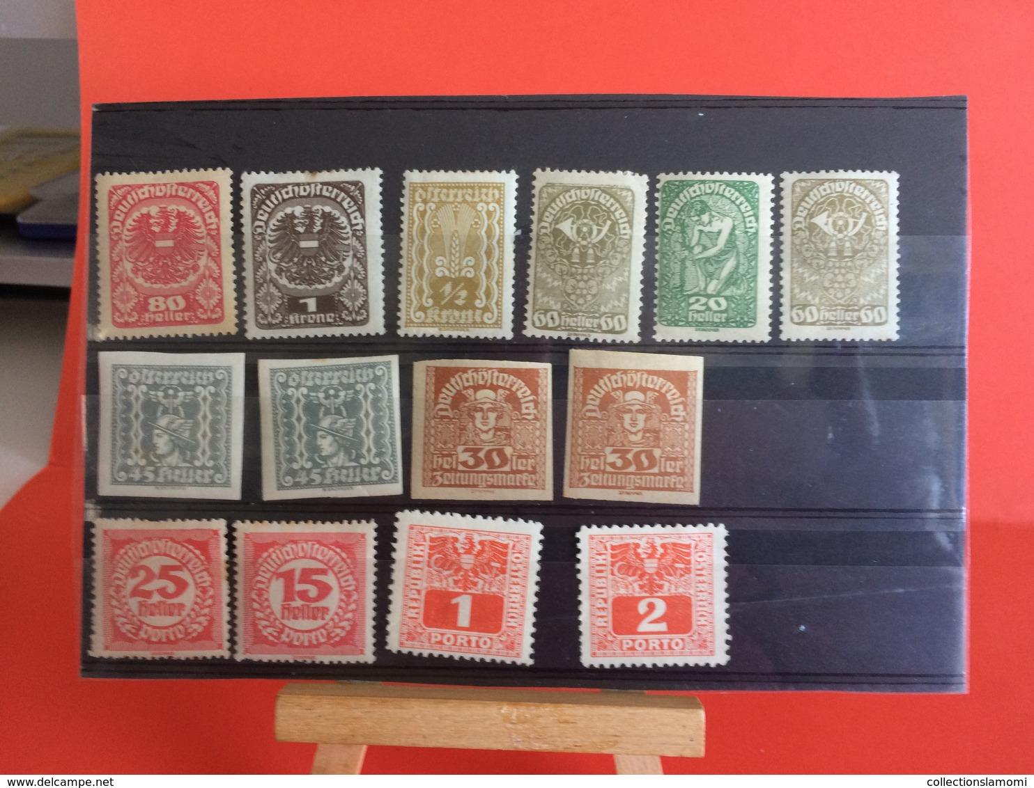 Lot Timbres Oblitérés-neufs, Monde Afrique,Amérique,Asie,Europe,Pays Voir Photos - Timbres