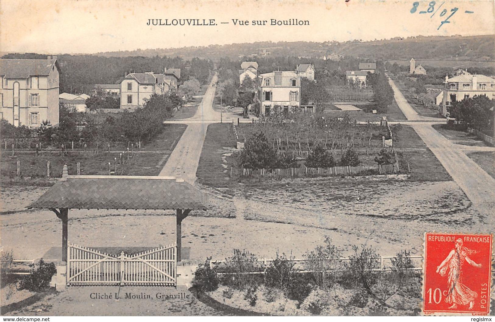50-JULLOUVILLE SUR MER-N°366-F/0277 - France