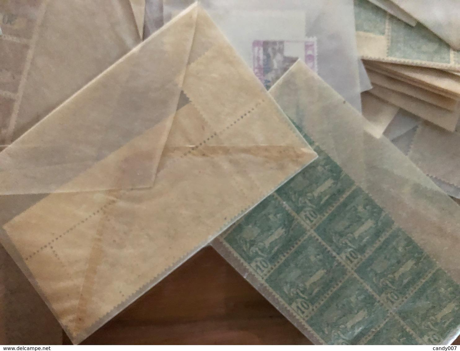 Lot De Millier De  Timbres Petit Format Tunisie Voir Détail Et Photos - Stamps