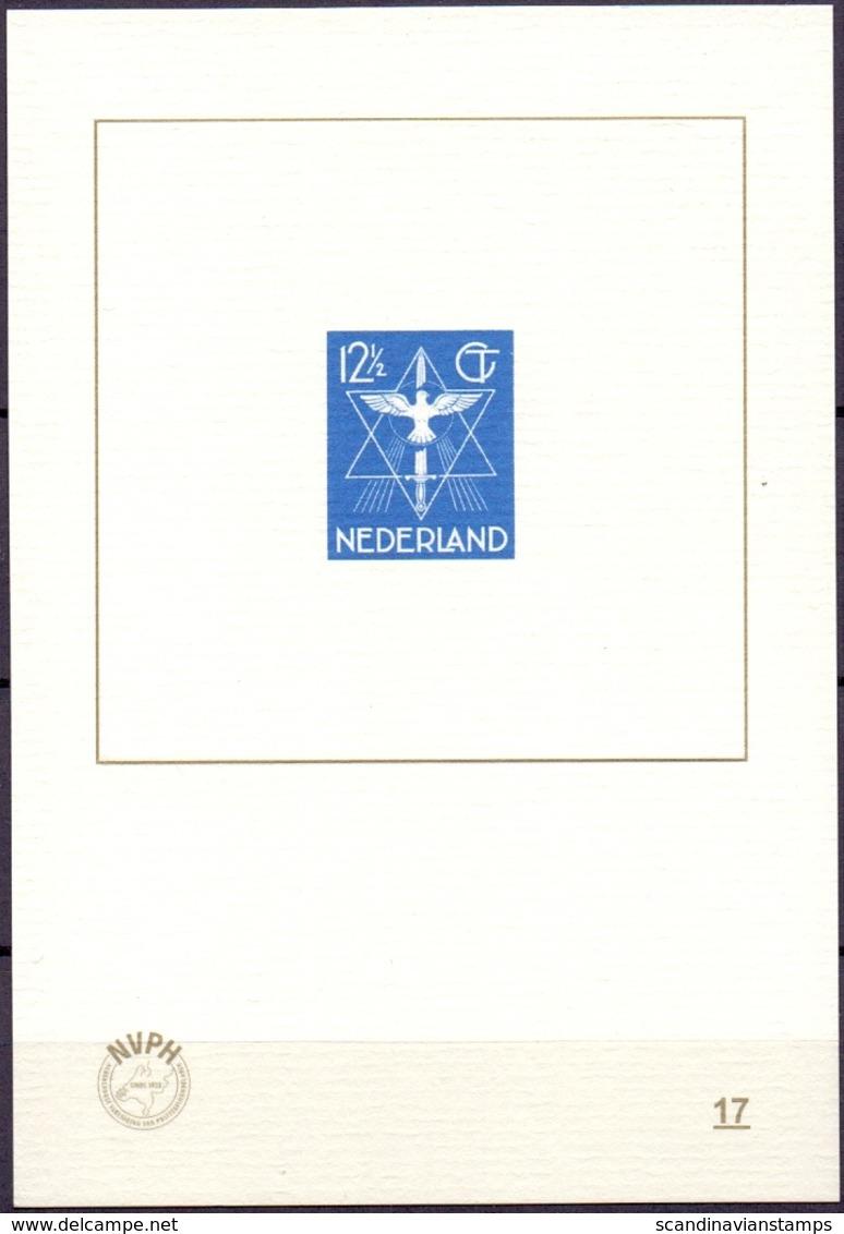 Nederland 2019 Blauwdruk Nr 17 - Other