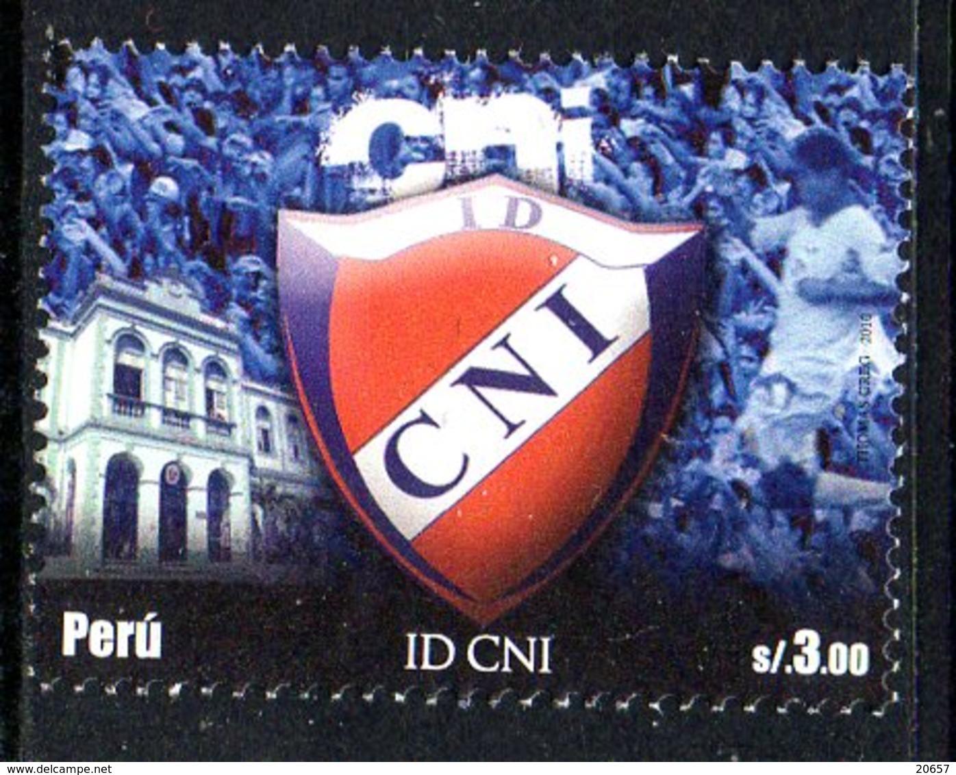 Perou Peru 1864 Football - Football