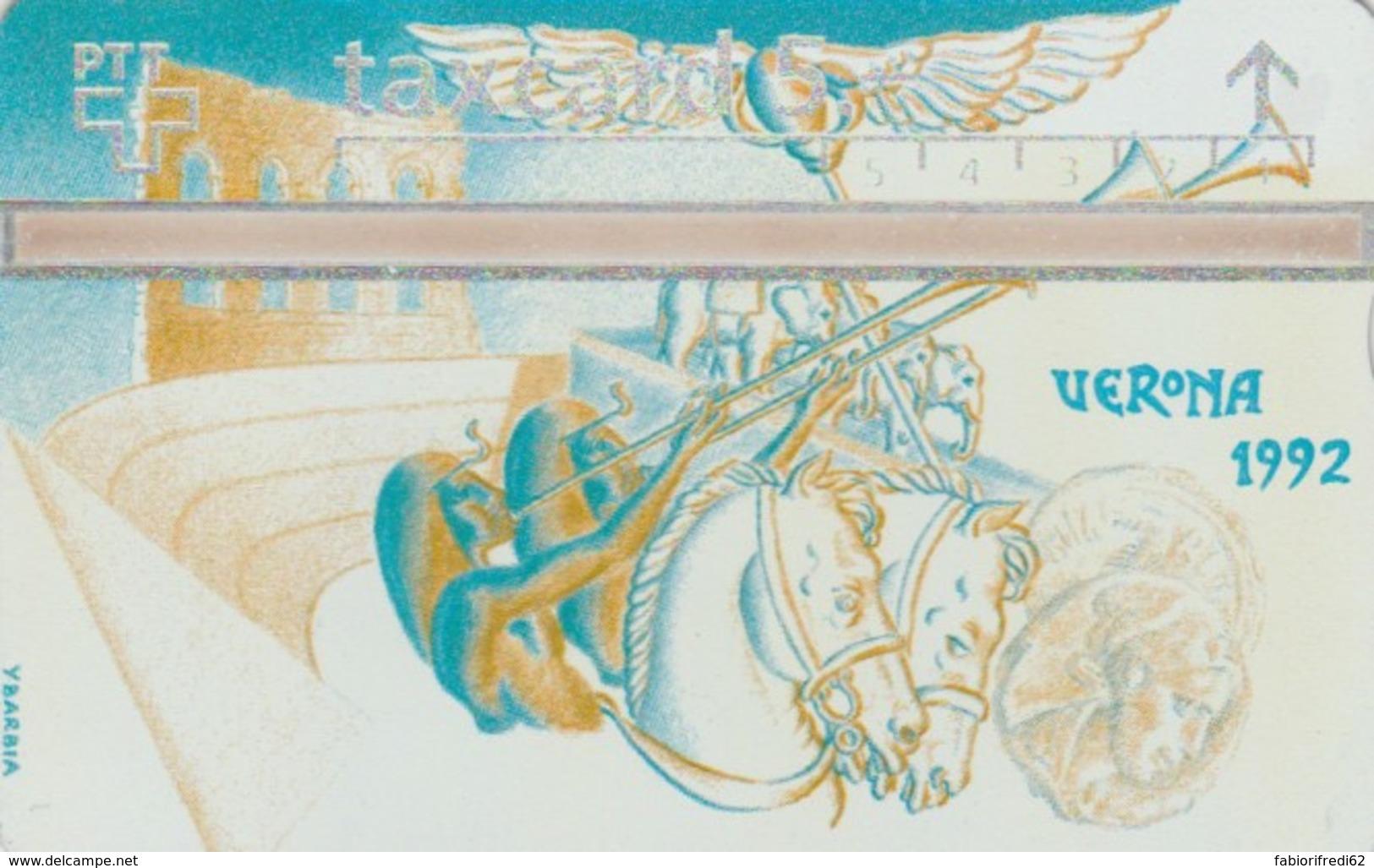 PHONE CARD- AUSTRIA VERONA 1992 (E57.12.6 - Oesterreich