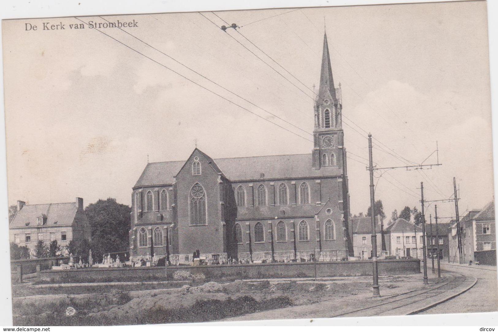 Grimbergen - Deelgemeente Strombeek - De Kerk - Grimbergen
