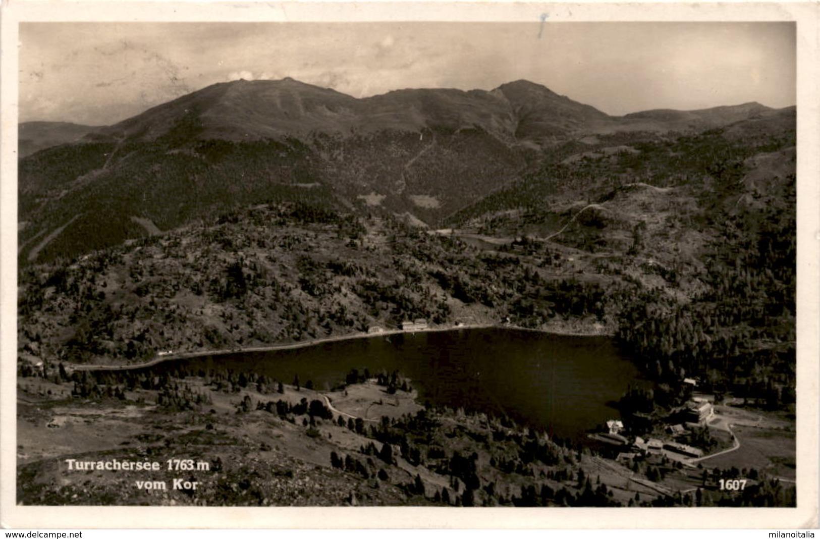 Turrachersee 1763 M Vom Kor (1607) * 27. 7. 1942 - Austria