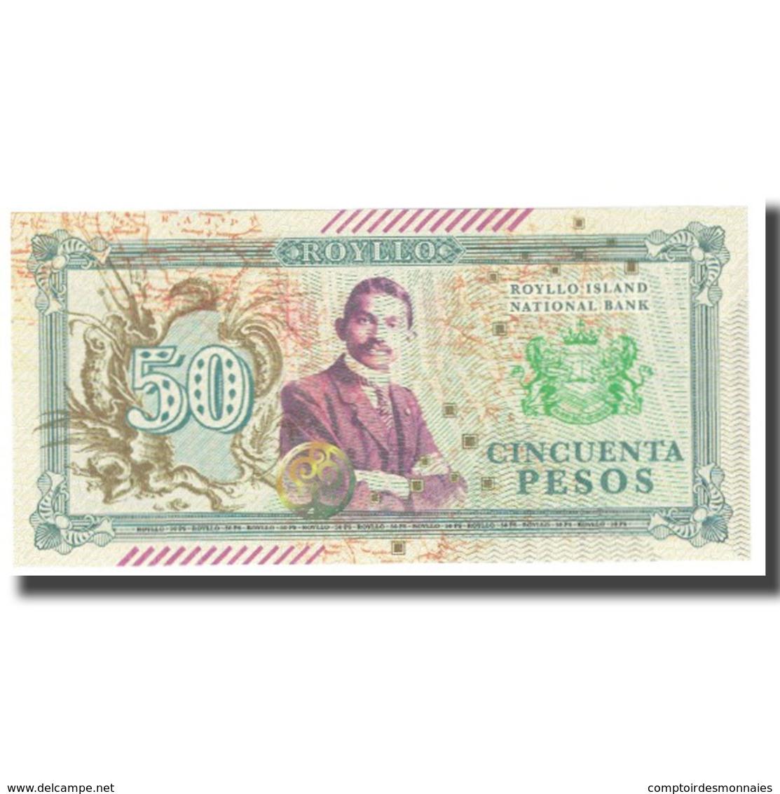 Billet, Other, 50 Pesos, ROYLLO, NEUF - Bankbiljetten