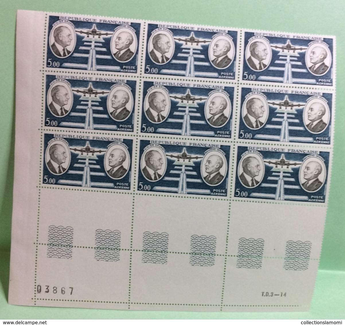 Bloc Poste Aérienne - 1971( Neuf (Y&T N°46 - Coté 22,50€ (Tous De Bonne Qualité Garantie) - 1960-.... Postfris
