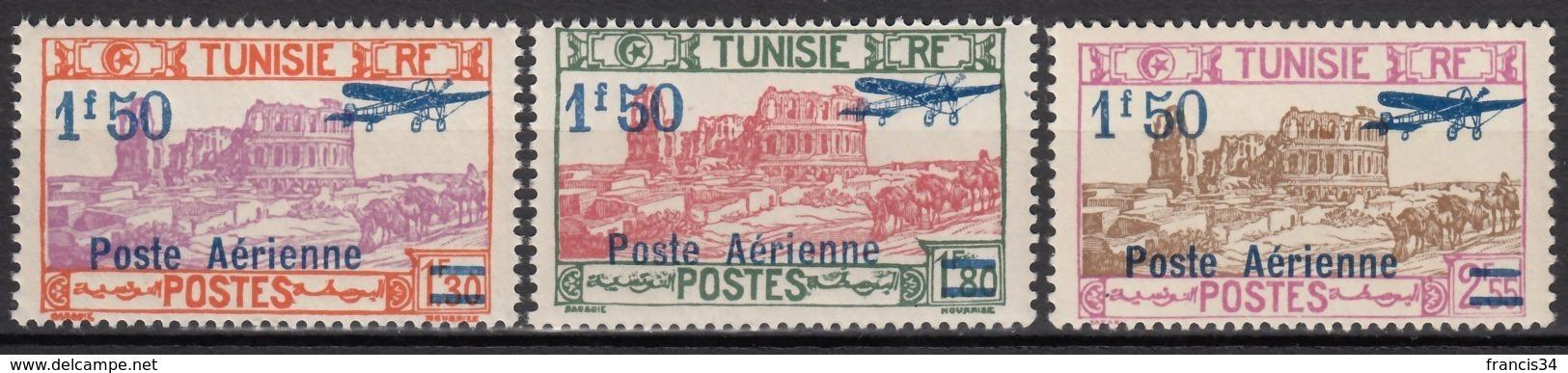 PA N° 10 Au N° 12 - X X - ( C 1183 ) - Tunesië (1888-1955)
