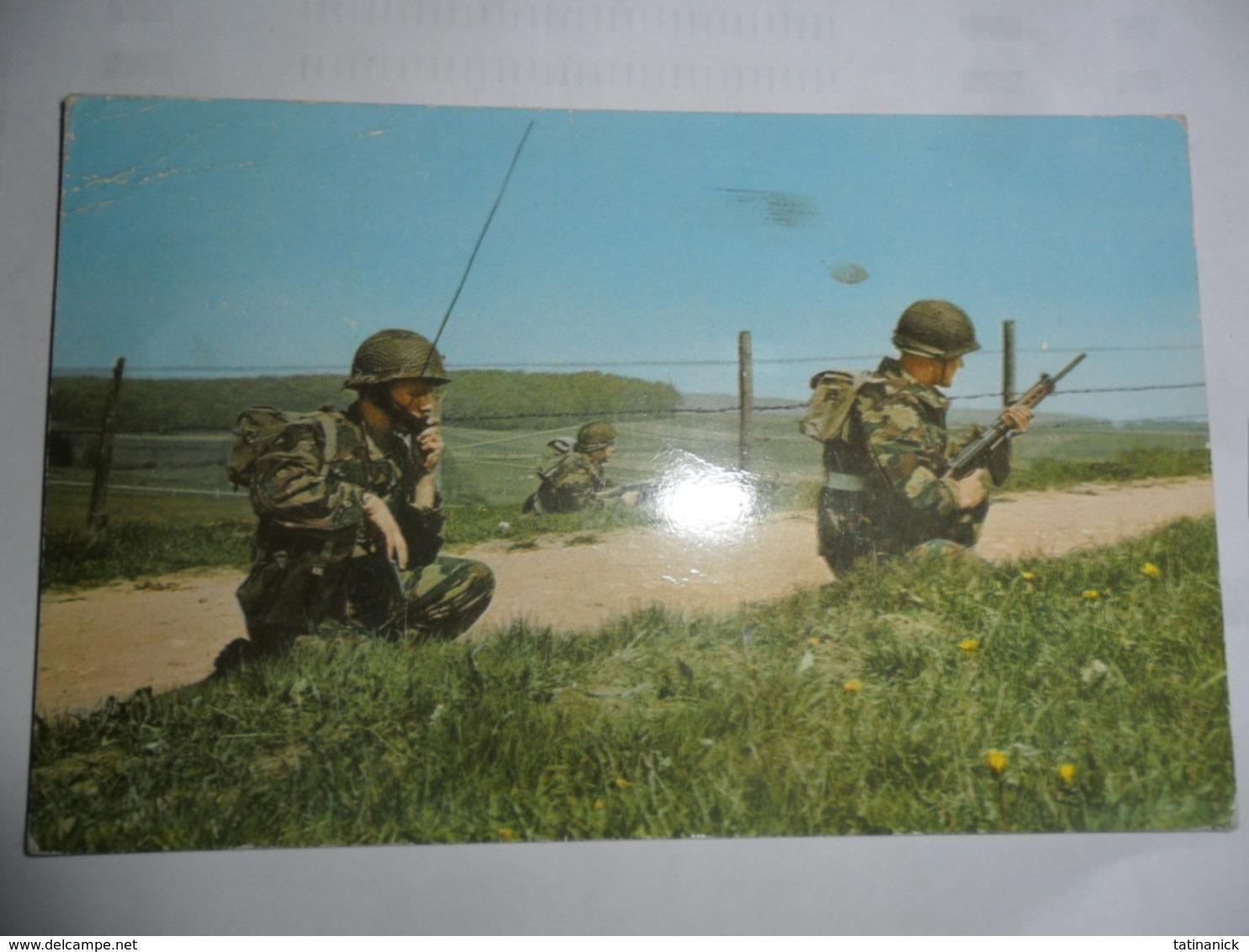 Patrouille En Reconnaissance - Manoeuvres