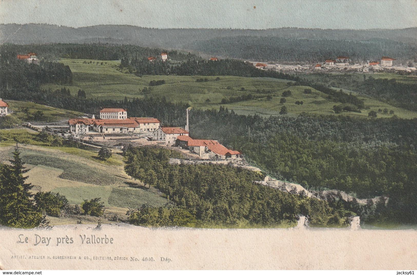 Le Day Prés Vallorbe - VD Vaud