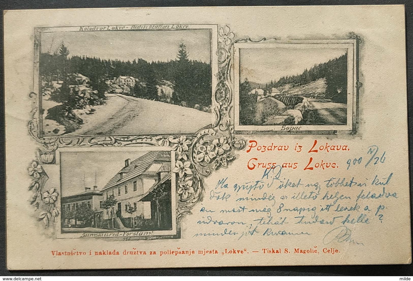 Pozdrav Iz Lokava (1926) - Croatia
