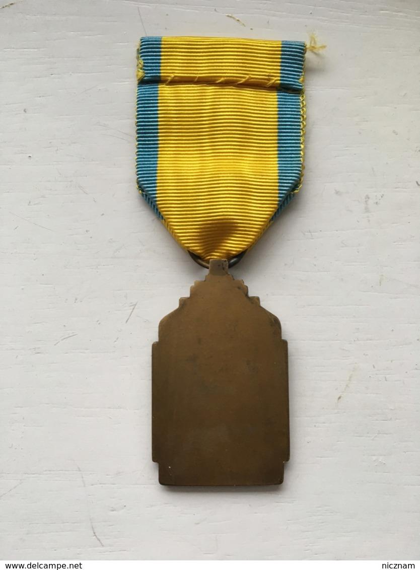 Médaille Effort De Guerre Colonial 1940 - 1945 - België