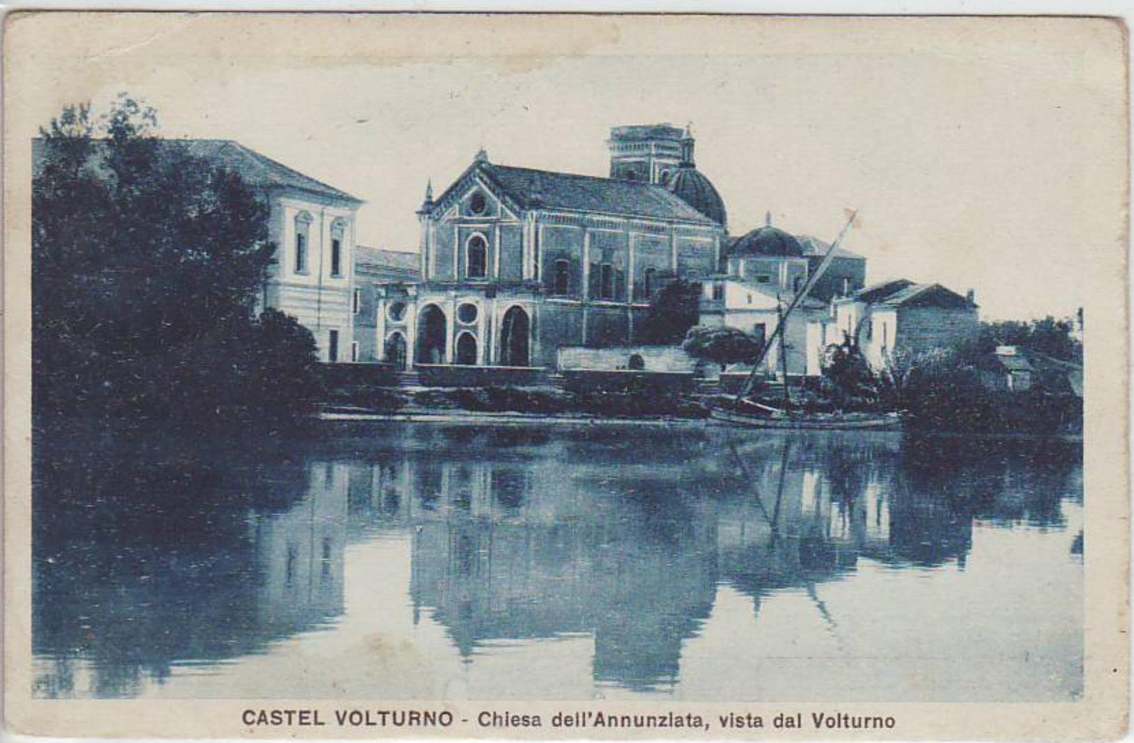 4314 CASERTA CASTEL VOLTURNO - Caserta