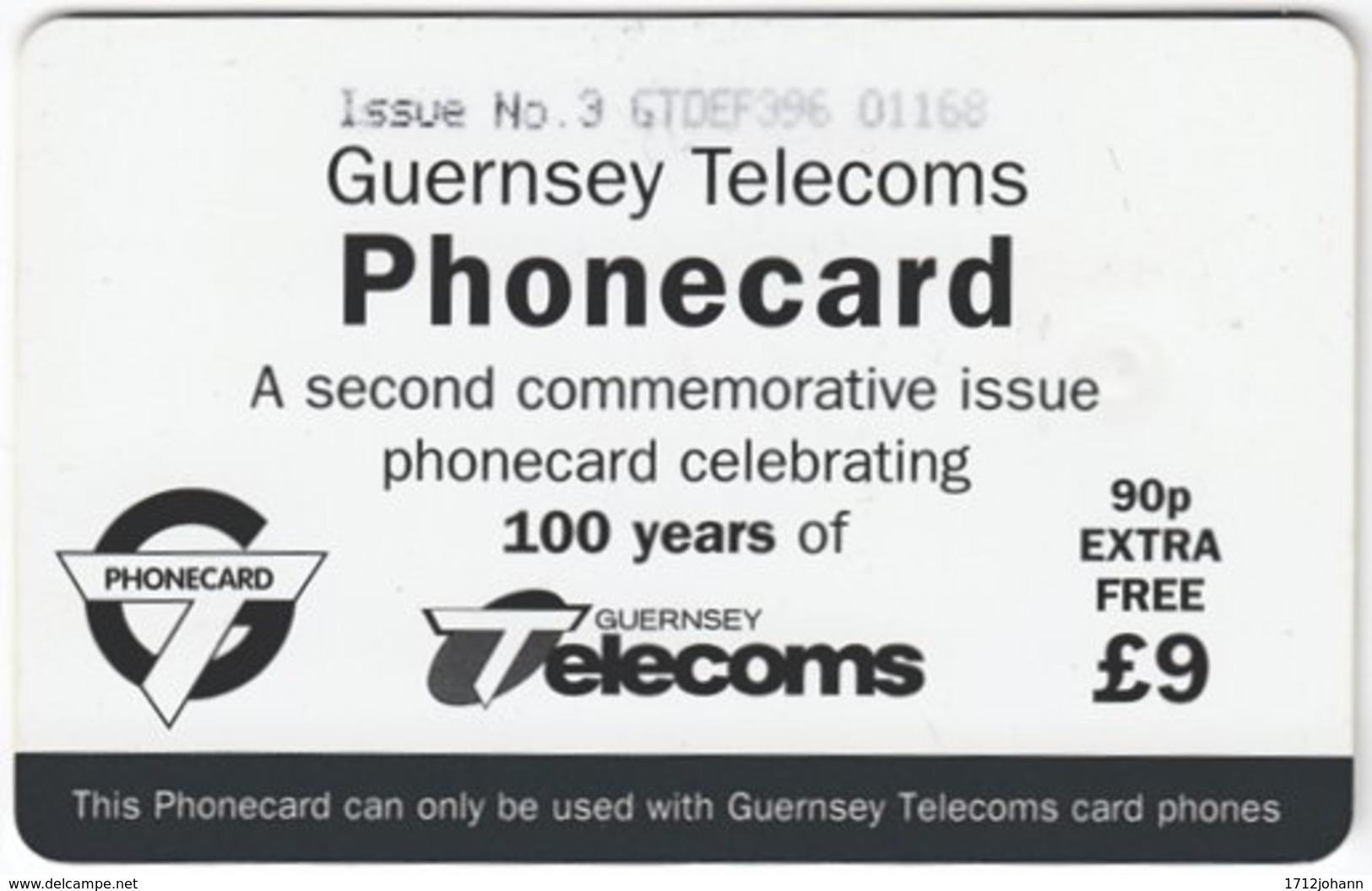 GUERNSEY A-045 Chip Telecom - Communication, Telephone - Used - United Kingdom