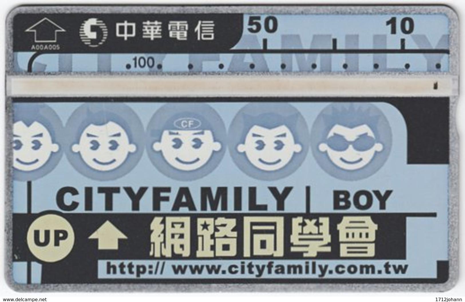 TAIWAN A-775 Chip Chunghwa - 025D - Used - Taiwan (Formosa)