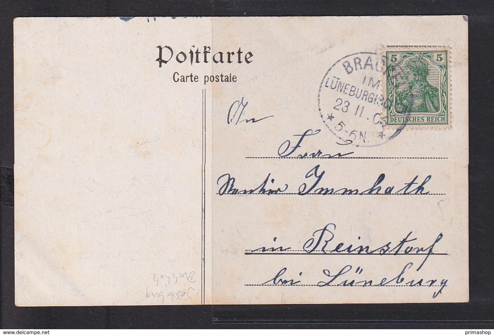 A32x /    Quarrendorf B. Marxen Jesteburg Buchholz 1906 - Allemagne