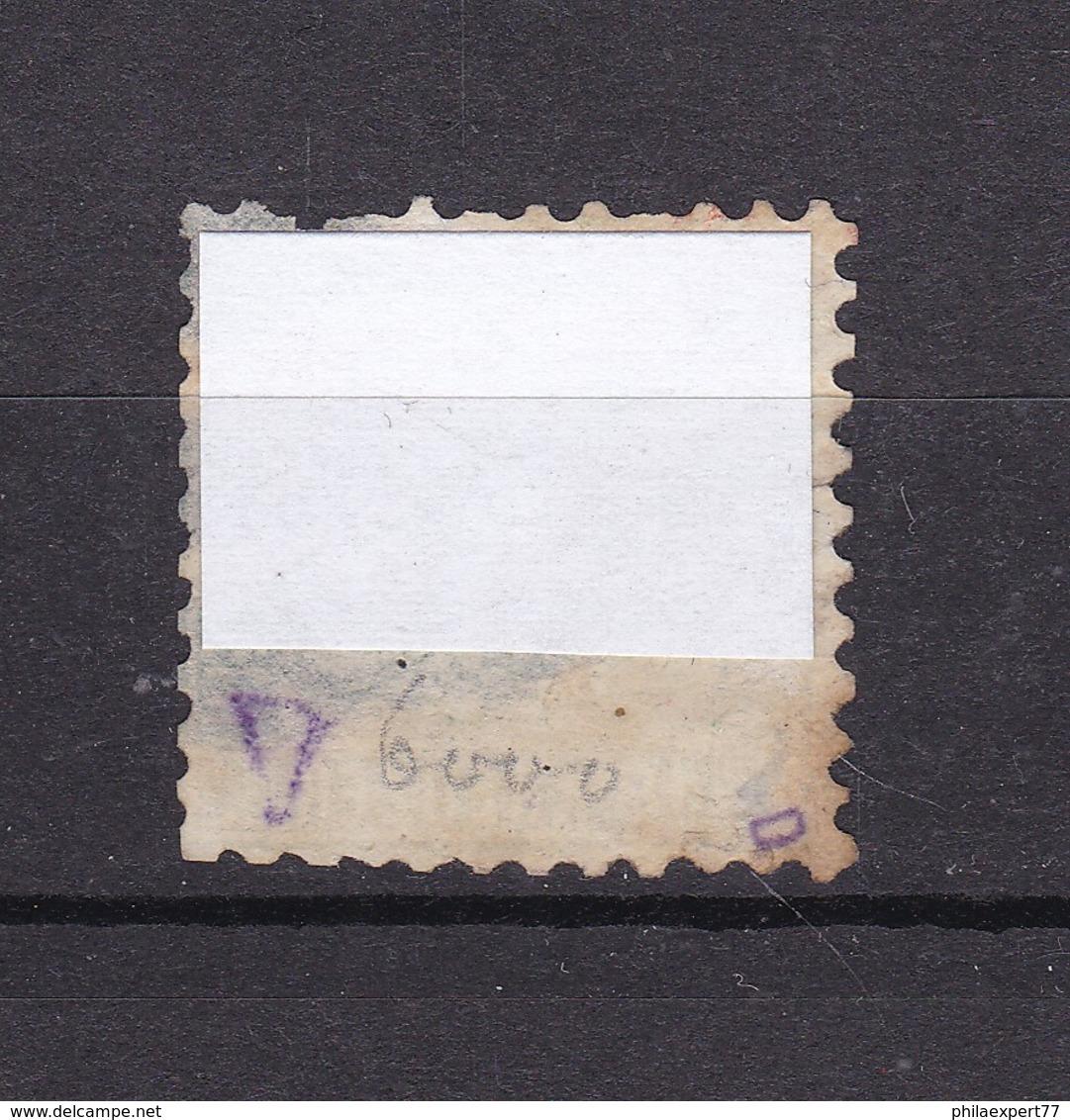 Baden - 1862/66 - Michel Nr. 21 - Gest. - 700 Euro - Baden