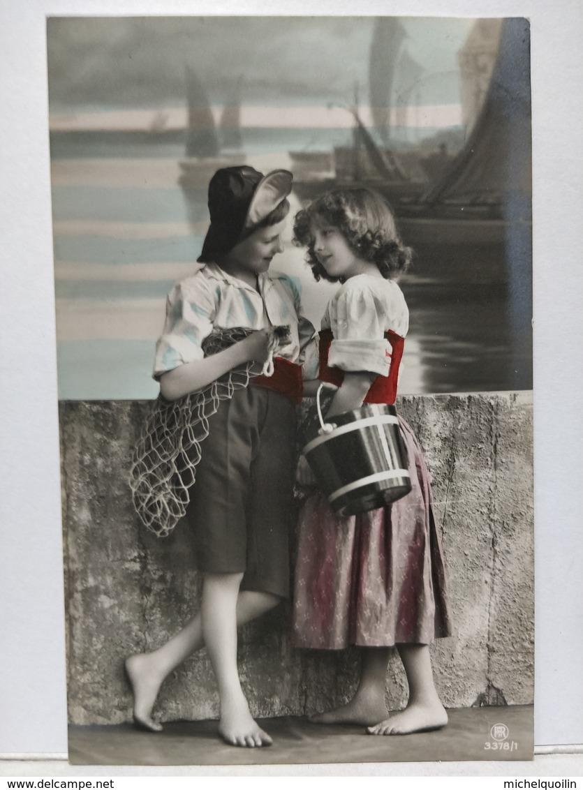 Portrait Enfant. Grete Reinwald - Portraits