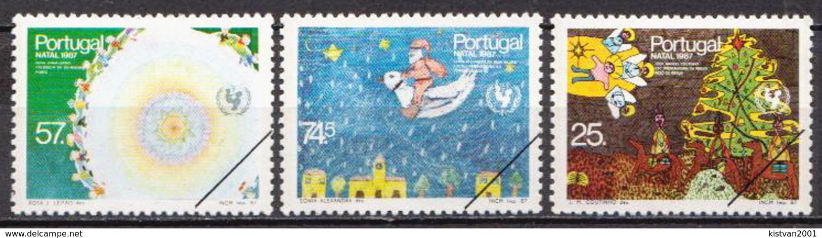 Portugal Specimen Set - Childhood & Youth