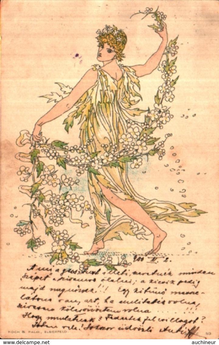 Femme Illustrée 406, Koch & Palm Elberfeld - 1900-1949