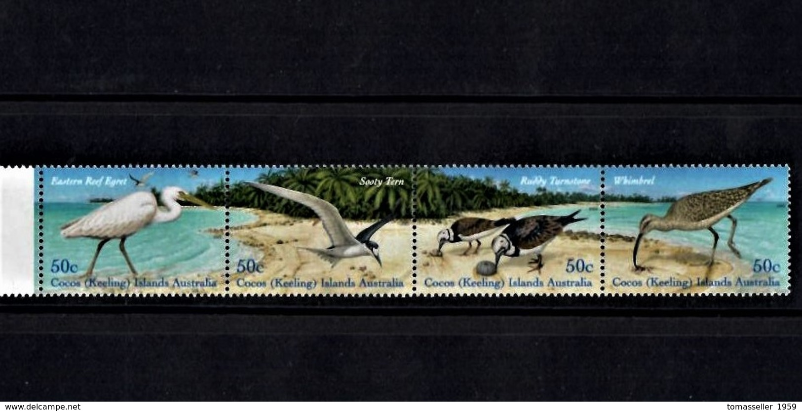 COCOS Island 1994-2007 (14y.y.)fFull Years Sets-24 Issues (86st.+2 Bl+2 S/s) - Cocos (Keeling) Islands