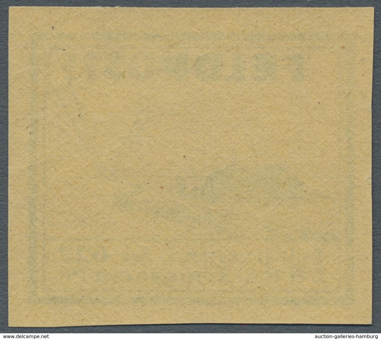 Feldpost 2. Weltkrieg: 1944, Partie Von 5 Verschiedenen Tadellos Erhaltenen Vignetten Der Feldpost M - Germania